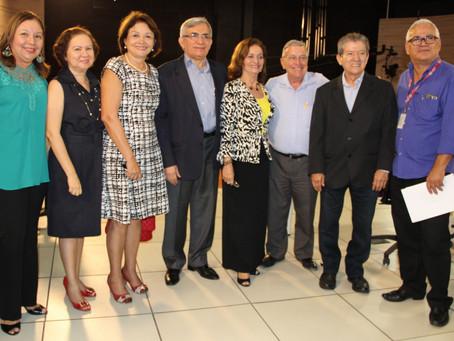 FJMONTELLO participa de solenidade de outorga da TV UFMA