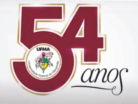 UFMA completa 54 anos