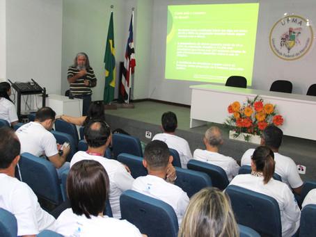 Com apoio da FJMONTELLO, HU-UFMA realiza I SIPAT integrada