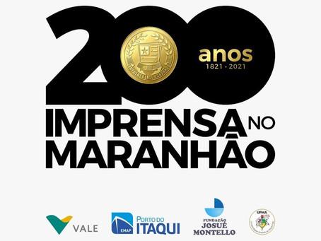 Projeto 200 anos de Imprensa no Maranhão lançará uma série de podcasts com cinco episódios