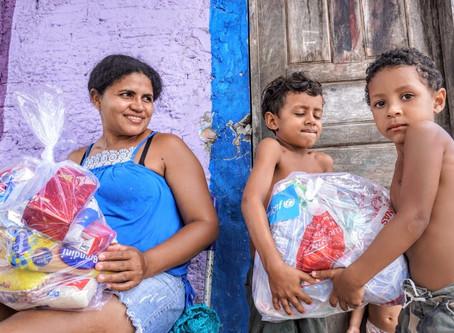 Projeto Vida Nascente realiza Ação Social em benefício de crianças de 0 a 6 anos