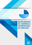 Imagem com link para download do Regulamento de Compras e Contratação de Serviços