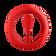 Sinal de alerta no tom vermelho com um circulo e um sinal de exclamação dentro dele.