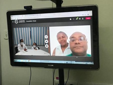 Projeto Telessaúde lança Consultório Virtual no HU-UFMA