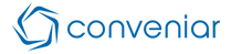 Logomarca com link para o sistema Conveniar Gestor