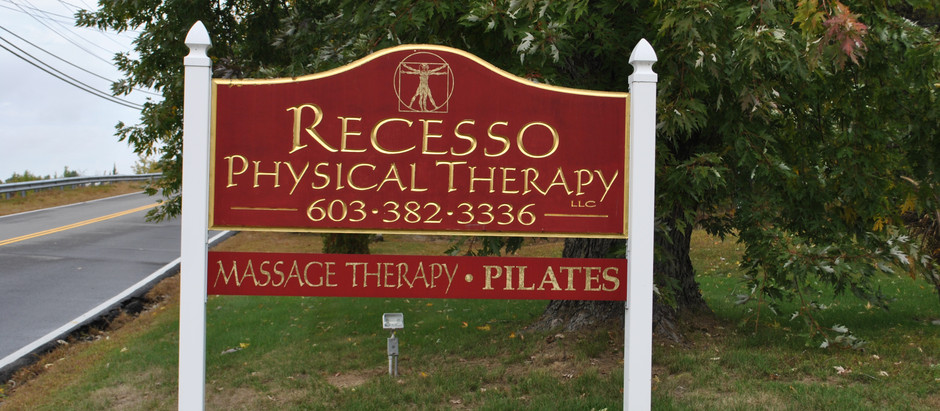 Stay tuned for healthcare educational blogs compliments of Recesso Physical Therapy LLC !