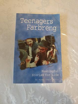 Teenagers Farbreng #30
