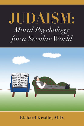 Judaism: Moral Psychology for a Secular World