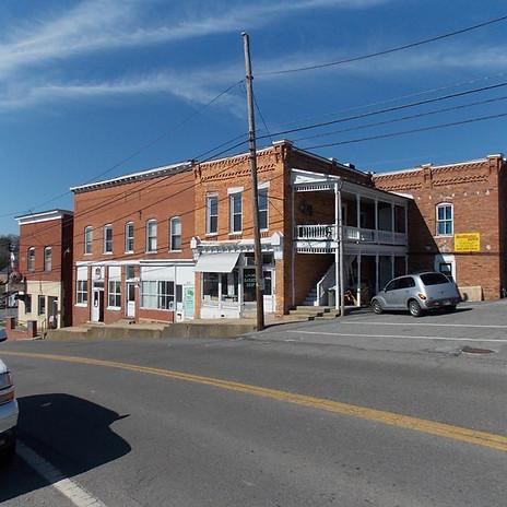 Rural Retreat Downtown Plan
