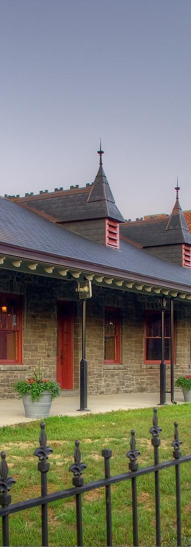 Pulaski Train Station Restoration