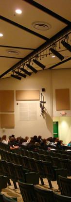 West Forsyth HS Auditorium