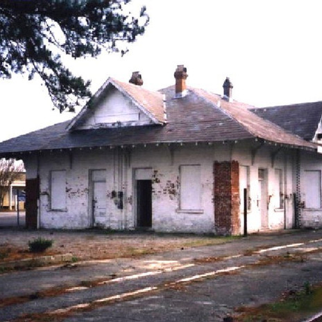 Vineland Station Before