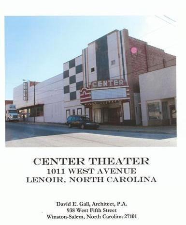 Center Theater Report