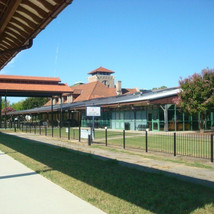 Salisbury Station Canopy Addition
