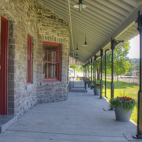 Pulaski Train Station