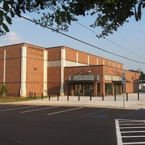 West Forysth High School Auditorium