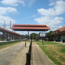 Salsibury Station Canopy