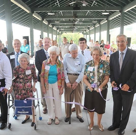 Vineland Station Ribbon Cutting