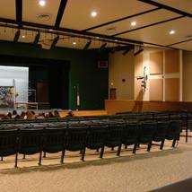 West Forsyth High School Auditorium