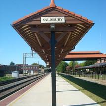 Salisbury Station East Platform and Tunnel