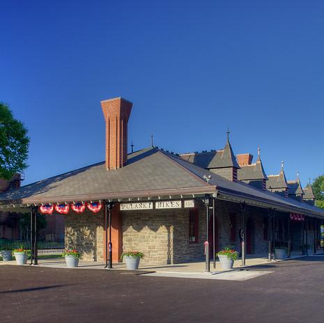 Pulaski Station Renovation