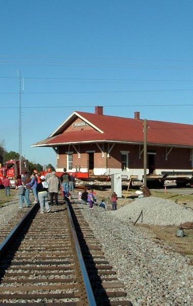 Parkton Train Depot Relocation