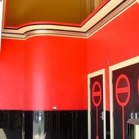 Hamlet Opera House Vestibule