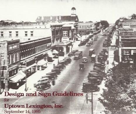 Lexington Facade Guidelines