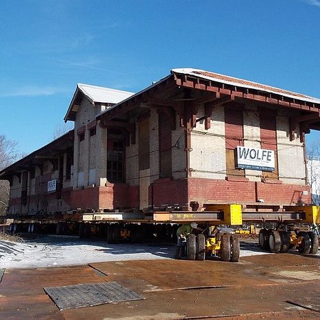 Thrift Depot Relocation & Rehabilitation