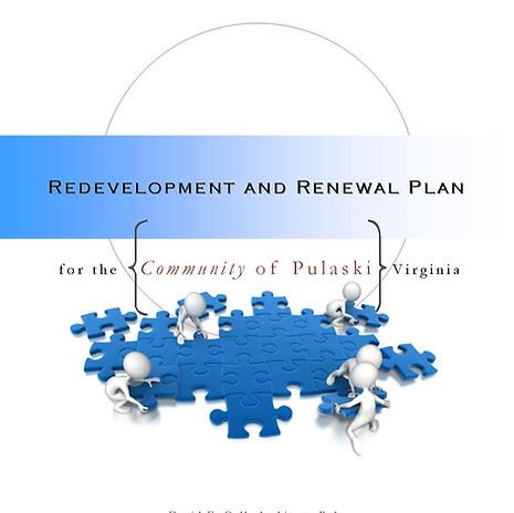 Pulaski Redevelopment and Renewal Plan