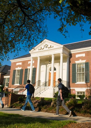UNCG Alumni House Renovation