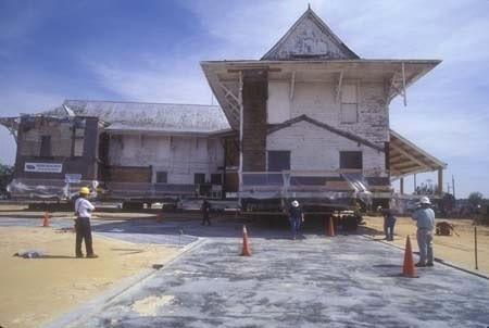 Hamlet Depot Relocation