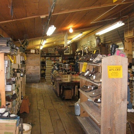 Valle Crucis Mast General Store Tax Credits