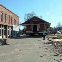 Parkton Depot Relocation