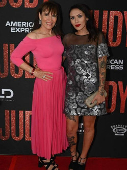 Walking the red carpet at the 'JUDY' Premiere with one of my favorite nieces, Los Angeles CA