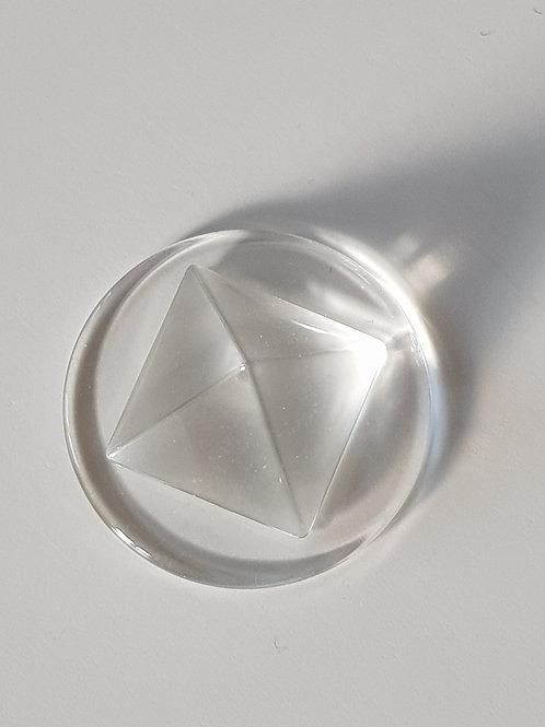 Kristallpyramide Ersatzteil Lampenset