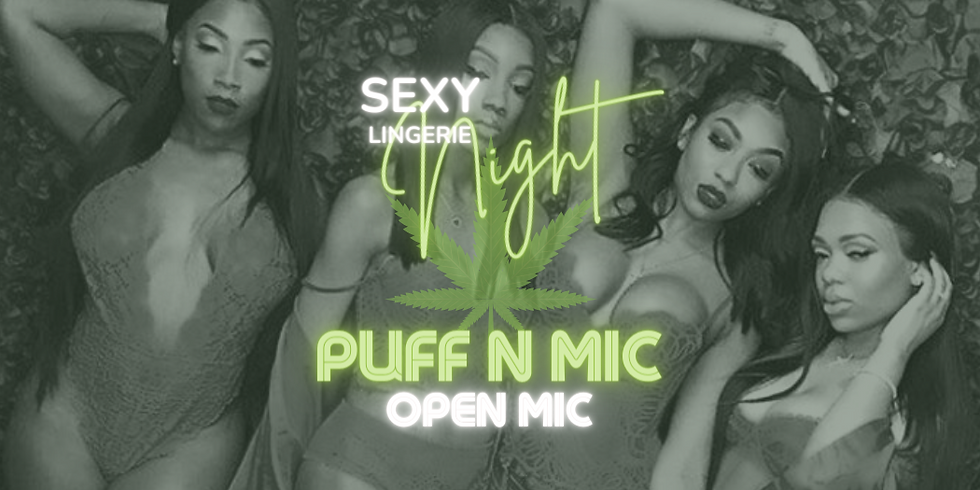 """PUFF N MIC - """"Sexy Lingerie"""""""