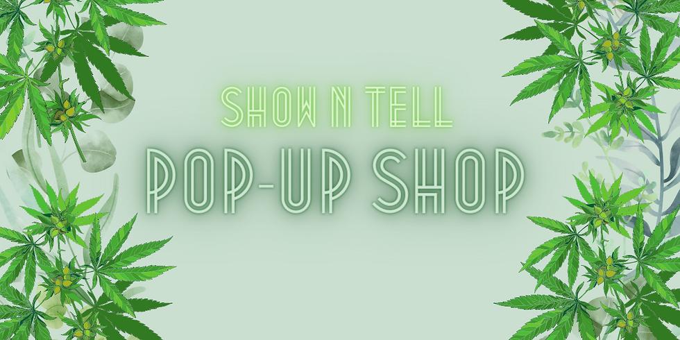Show-N-Tell | POP-UP SHOP