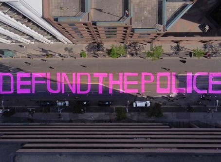 Defund the Police: More Than a Slogan