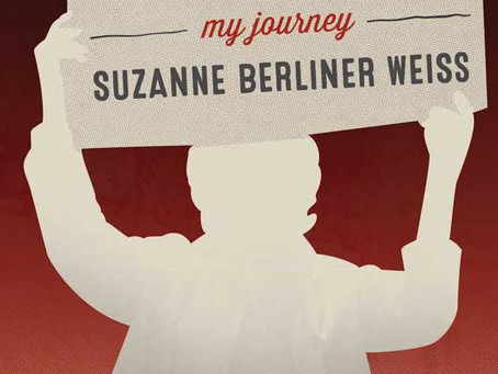 "Why you should read ""Holocaust to Resistance: My Journey"" by Suzanne Weiss"