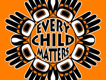 Missing Indigenous Children & Undocumented Burials
