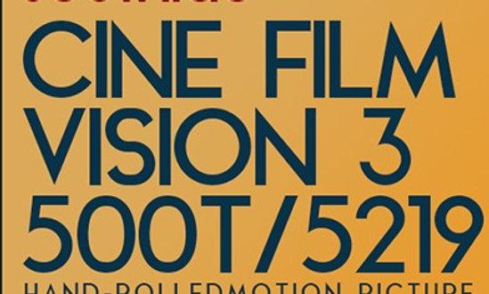 ECN-2 Cinema film (Dev & Scan)