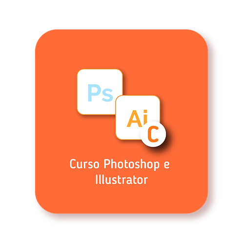 Curso Photoshop e Illustrator