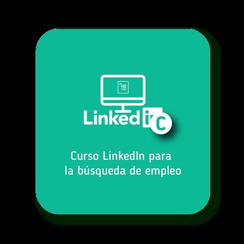 Curso LinkedIn para la búsqueda de empleo