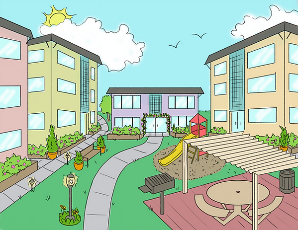 Family Supportive Housing Concept Art_22x17.png