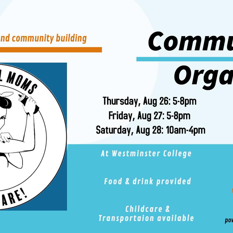 Community Organizing Training