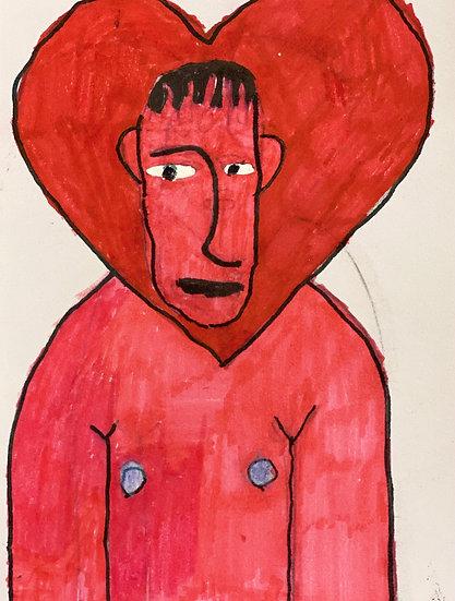 """""""Untitled"""" by Ethan Walton Fine Art Print"""