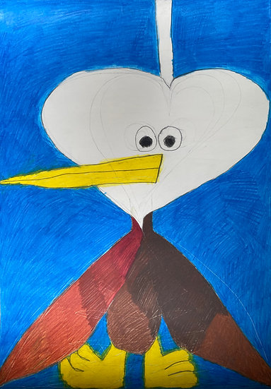 """""""Bald Eagle"""" by Anthony Coleman"""