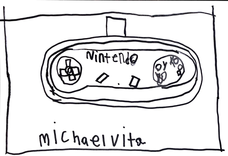 Controller I by Michael Vita