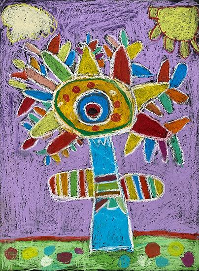 """""""Flower of Summer"""" by Emily Dodson"""